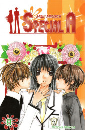 Special A -8- Tome 8
