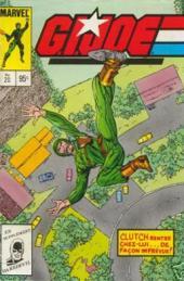 G.I. Joe (Éditions héritage) -20- La guerre est leur foyer!