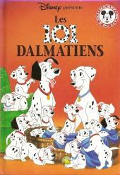 Mickey club du livre -2- 101 dalmatiens (les)