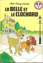 Mickey club du livre -53- Belle et le clochard (la)