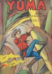 Yuma (1re série) -50- La grotte aux trésors