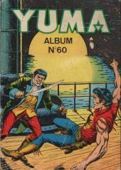 Yuma (1re série) -REC060- Album N°60 (du n°231 au n°233)