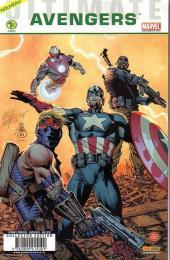 Ultimate Avengers -1A- La jeune génération