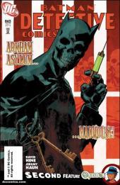 Detective Comics (1937) -865- Beneath the mask part 2 : face off