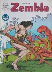 Zembla -421- Le jour du Scorpion