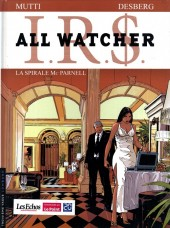 I.R.$. - All Watcher -4- La Spirale Mc Parnell