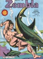 Zembla -357- Le monstre des mer