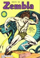 Zembla -345- Le signe du serpent