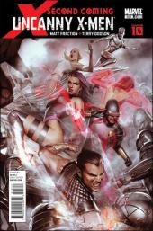 Uncanny X-Men (The) (1963) -525- Second coming part 10