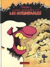 Le génie des Alpages -5- Les intondables