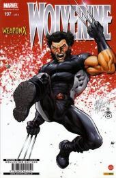 Wolverine (Marvel France 1re série) -197- Les hommes d'adamantium (3)