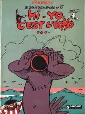 Le génie des Alpages -6- Hi-Yo, c'est l'écho...