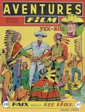 Aventures Film (1re série - Artima) -38- Paix sur la Red River