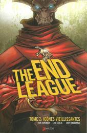 End League (The) -2- Icônes vieillissantes