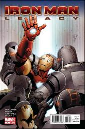 Iron Man Legacy (2010) -3- War of the iron men part 3