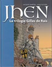 Jhen -INT1- La trilogie Gilles de Rais