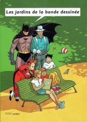 (Catalogues) Expositions - Les jardins de la bande dessinée
