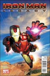 Iron Man Legacy (2010) -4- War of the iron men part 4