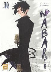 Nabari -10- Tome 10