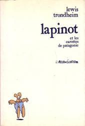Lapinot (Les formidables aventures de) -1a- Lapinot et les carottes de Patagonie