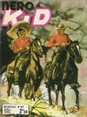Néro Kid -82- Pour dix mille dollars