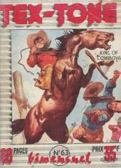 Tex-Tone -63- Gladsome, lieu maudit