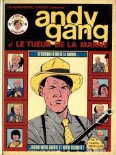 Andy Gang -2- Andy Gang et le tueur de la Marne