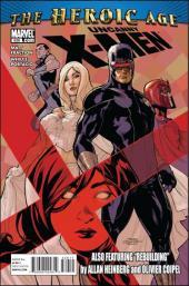 Uncanny X-Men (The) (1963) -526- The five lights par 1 : freak like me