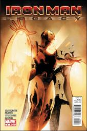 Iron Man Legacy (2010) -5- War of the iron men part 5