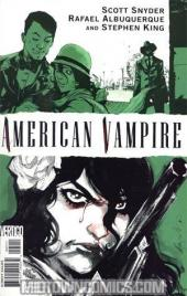 American Vampire (2010) -5- Curtain call/if thy right hand offend thee, cut it off