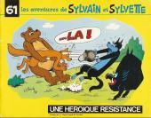 Sylvain et Sylvette (03-série : Fleurette nouvelle série) -61- Une héroïque résistance