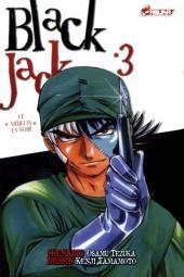 Black Jack, le médecin en noir -3- Volume 3