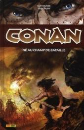 Conan (Panini) -4- Né au champ de bataille