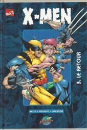 X-Men (Presses aventure) -3- Le retour
