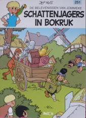 Jommeke -251- Schattenjagers in bokrijk
