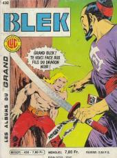 Blek (Les albums du Grand) -430- Numéro 430