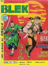 Blek (Les albums du Grand) -431- Numéro 431