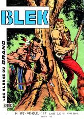 Blek (Les albums du Grand) -496- Numéro 496