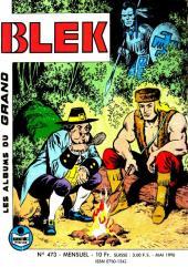 Blek (Les albums du Grand) -473- Numéro 473
