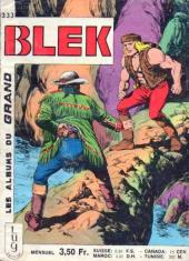 Blek (Les albums du Grand) -333- Numéro 333