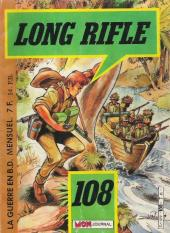 Long Rifle -108- L'escadrille perdue