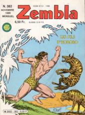 Zembla -382- Les fils d'Hororo