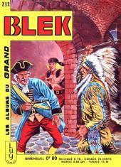 Blek (Les albums du Grand) -212- Numéro 212
