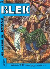 Blek (Les albums du Grand) -209- Numéro 209