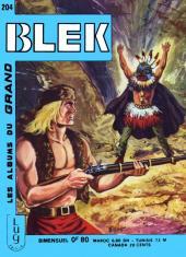 Blek (Les albums du Grand) -204- Numéro 204
