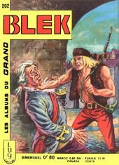 Blek (Les albums du Grand) -202- Numéro 202