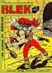 Blek (Les albums du Grand) -71- Numéro 71