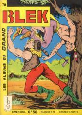 Blek (Les albums du Grand) -70- Numéro 70