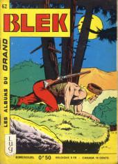 Blek (Les albums du Grand) -62- Numéro 62