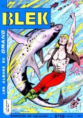 Blek (Les albums du Grand) -51- Numéro 51
